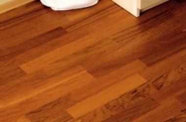 Podłoga z drewna jatoba