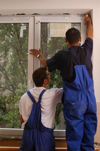 Montaż okna Oknoplast