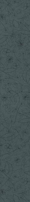 Panel Artria - kwiaty szare
