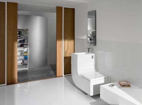 Roca W + W umywalka i toaleta w jednym
