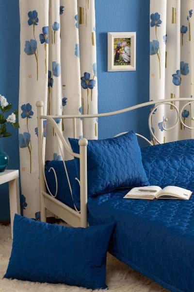 Dekoria.pl - sypialnia w błękicie