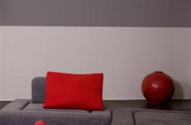 Kolor ścian do białych i szarych mebli