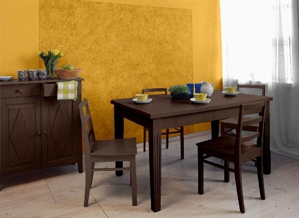 Kolory ścian do dębowych mebli  Kuchnia -> Kuchnia Z Salonem Kolory Ścian