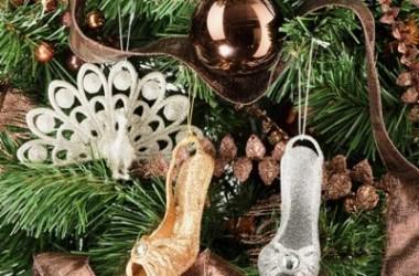 Nowoczesne dekoracje na Święta
