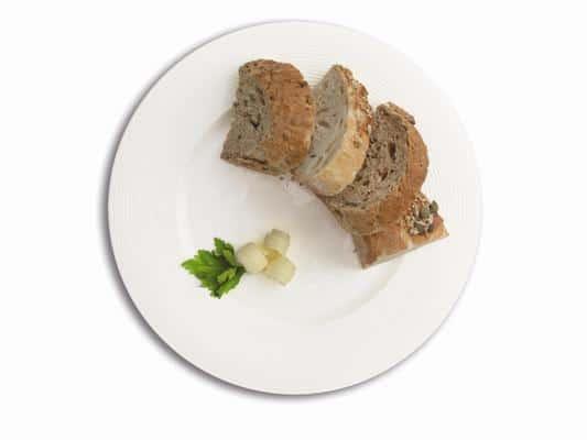 Chleb z mikrofali Electrolux