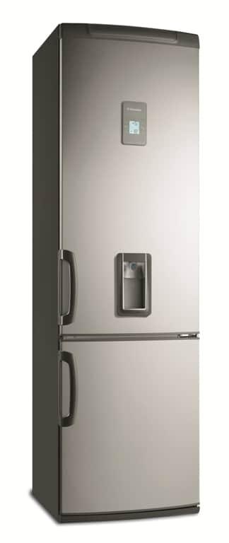 Podajnik zimnej wody w drzwiach lodówki Electrolux