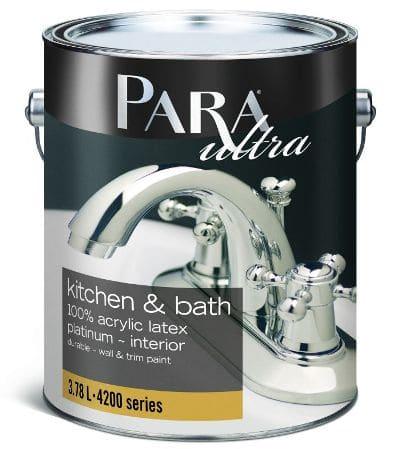 PARA PAINTS Kitchen & Bath