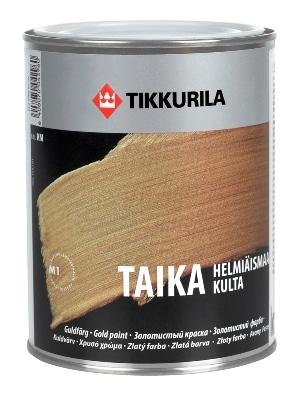 TAIKA PEARL PAINT farba złota Tikkurila