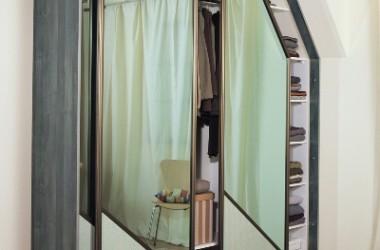 Czy drzwi przesuwane można montować pod skosem?