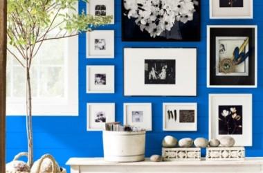 Jak wieszać na ścianie obrazki, zdjęcia, ramy