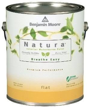 Opakowanie farby Wiosenna Natura Benjamin Moore