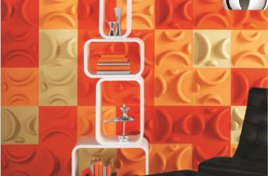 Panele ścienne Cameleo – ekologiczne panele dekoracyjne 3D
