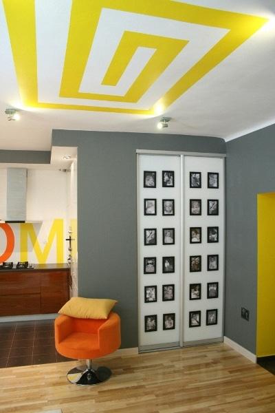 Pokój kolorowy - farby Tikkurila