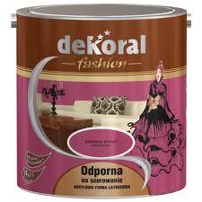 żakardowy amarant Dekoral