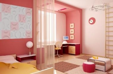 Kolory dla dzieci – malujemy pokój dziecka