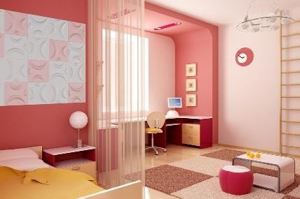 Kolory dla dzieci – malujemy pokój dziecka | Pokój