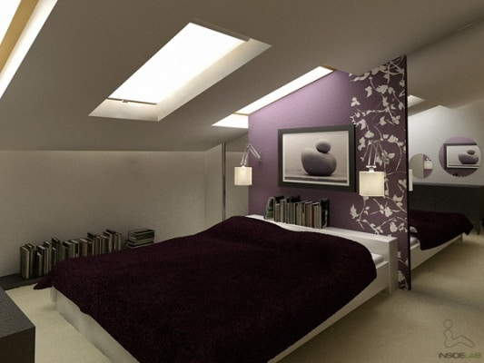 Sypialnia Insidelab