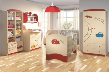 Pierwsza kolekcja podłóg drewnianych do pokoi dziecięcych