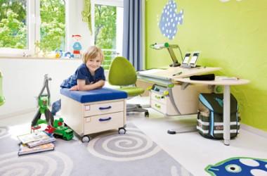 Zdrowe meble dla dziecka