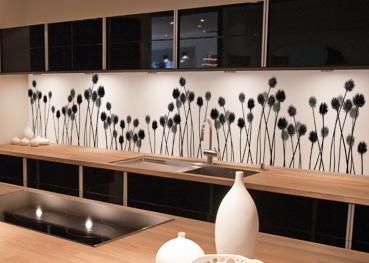 Fototapeta w kuchni Art od Wall