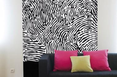 Ściana wyeksponowana – pokój dzienny