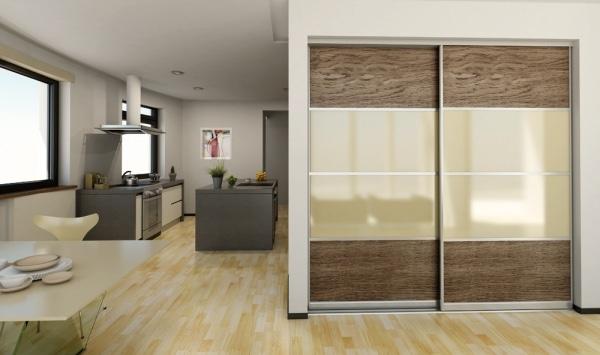 szafa Indeco w mieszkaniu typu studio