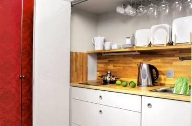 Mała kuchnia – sposoby jej urządzenia