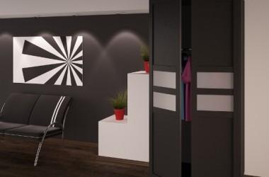 Fronty szaf – nowy system marki Classen