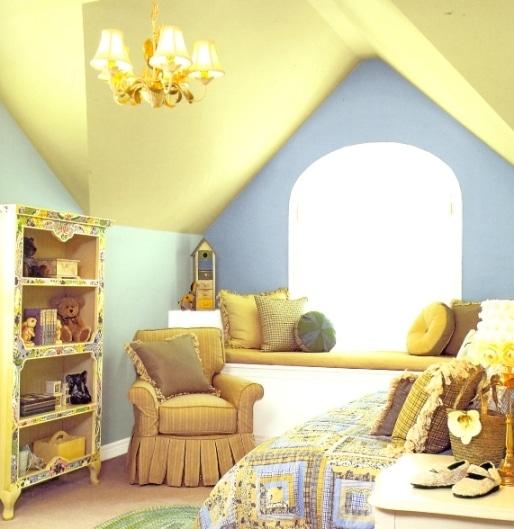 Domek dla lalek - Benjamin Moore