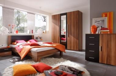 Nowoczesne i niedrogie meble do sypialni