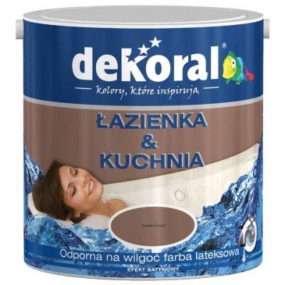 Dekoral Kuchnia Łazienka kolor Ziarnko kawy