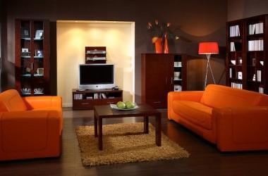 Jak zmniejszyć pokój kolorami?