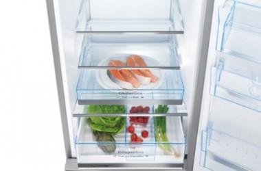 Chłodziarko-zamrażarki Bosch SmartCool – ochrona żywności i środowiska