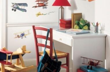Magiczne pokoje dzieci