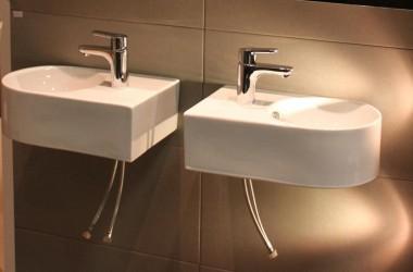 MINI – umywalki do małej łazienki
