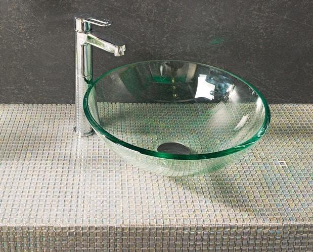 Umywalka szklana Alix - Leroy Merlin