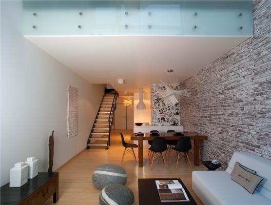 Loft w stylu orientalnym - osiedle Qbik