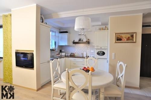 Kuchnia otwarta projekt Architektura Wnętrz
