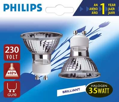 halogen Philips