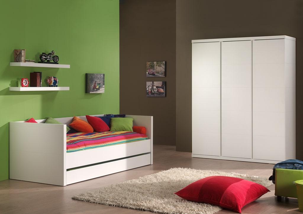 Drewnostyl LARA CAPTAIN BED
