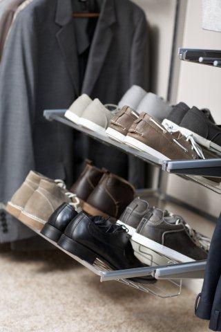 półka na buty Elfa
