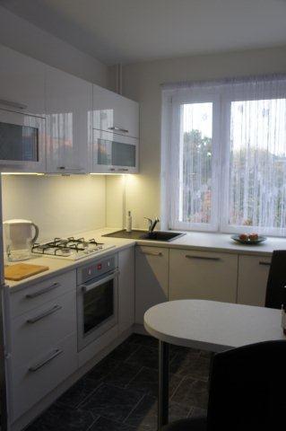 Kuchnia biała, projekt Quadrat, wykonanie MM Kuchnie