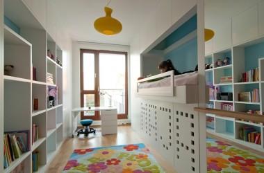 Dobrze urządzony pokój dziecka