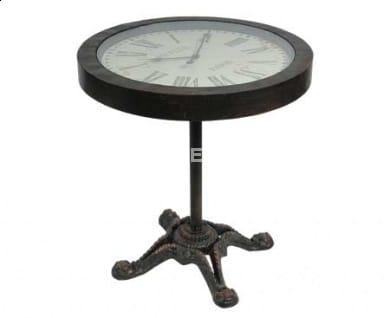 Stolik-zegar Wobeline