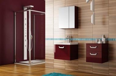 Nowoczesne meble łazienkowe Aquaform Palermo