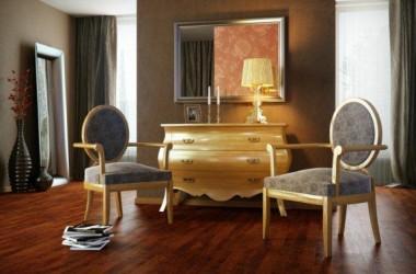 Podłogi drewnianych marki Barlinek z kolekcji Smaki Życia