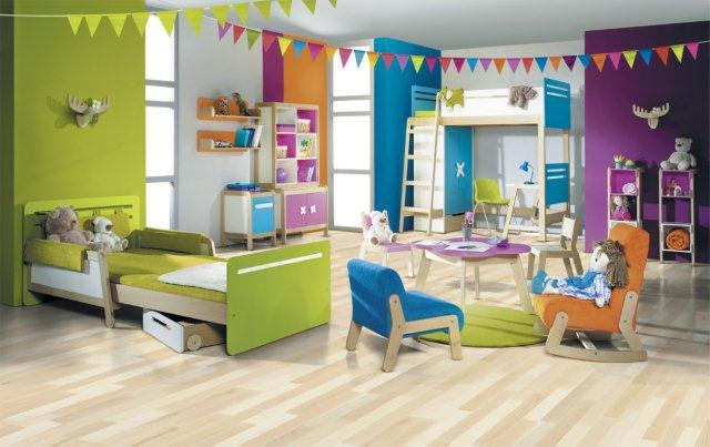 Kraina Fantazji - deska barlinecka do pokoi dziecięcych