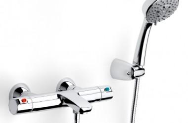 Baterie termostatyczne do wanny i pod prysznic