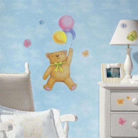 Aplikacje Miś z balonami Kidstown