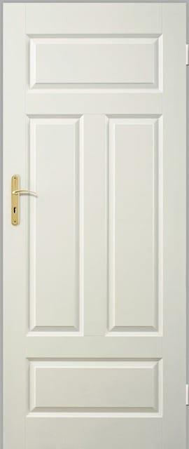 Drzwi wewnętrzne Fiord Pol-Skone pełne